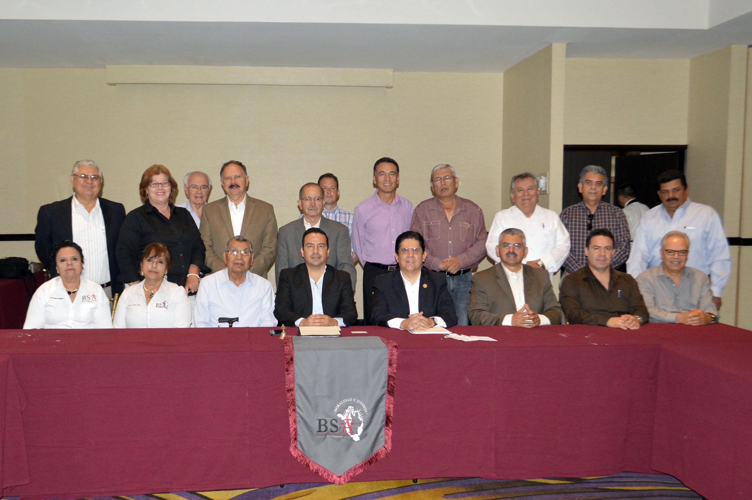 Reunión con Barra Sonorense de Abogados AC.