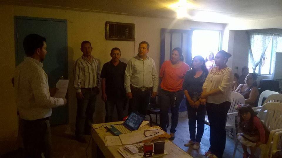 Renovación de estructuras, municipio de Arizpe