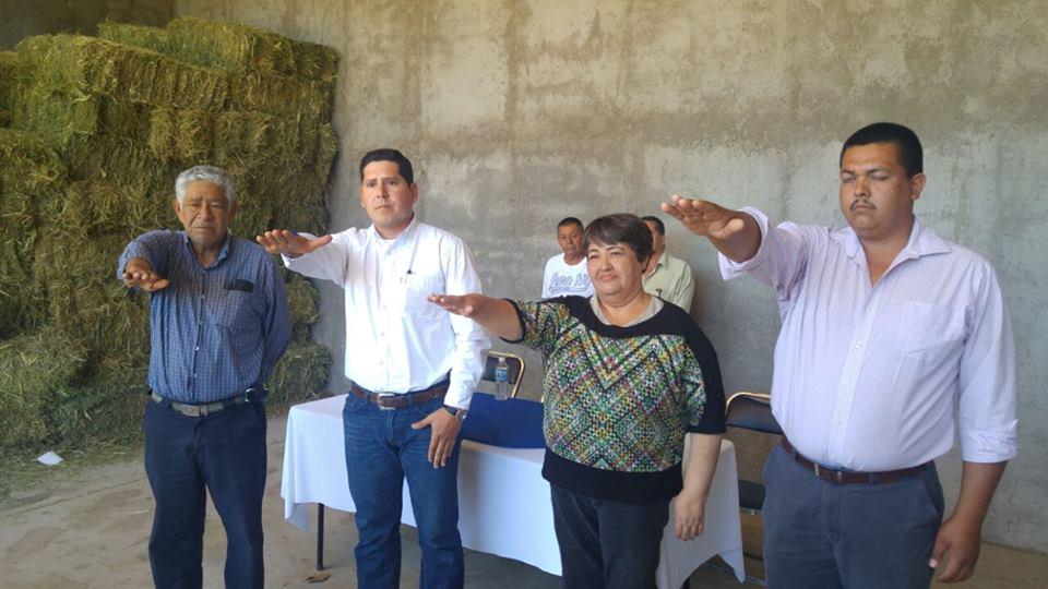 Renovación de estructuras, municipio de Sahuaripa